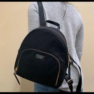 Kate Spade Medium Black Backpack